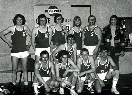 Mannschaft 1970